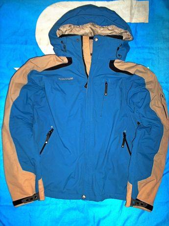 Мужская мембранная куртка Columbia Titanium Omni Tech размер XL
