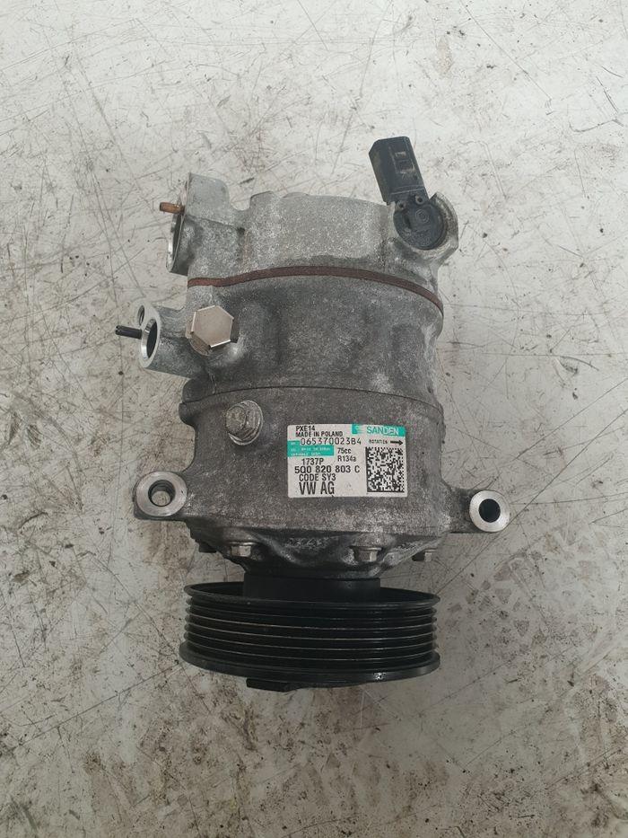 Sprężarka klimatyzacji VW Seat Skoda Barwice - image 1
