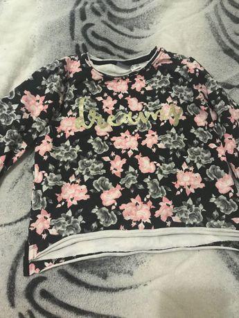 Пуловер на девочку