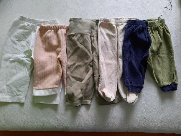 Sprzedam spodnie niemowlęce