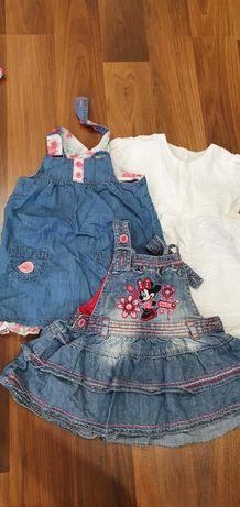 Sukienki dla sziewczynki 62-74