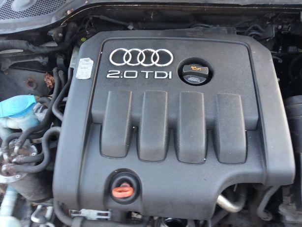 Silnik 2.0 TDI BKD 140 Km Audi Seat Skoda Vw
