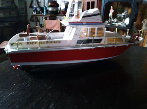 Игрушка Яхта моторная