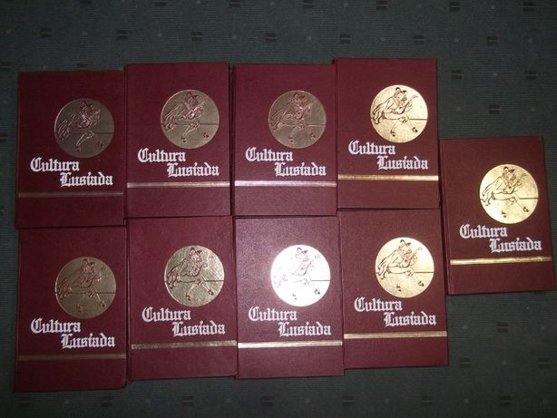 Cultura Lusíada - 9 Volumes
