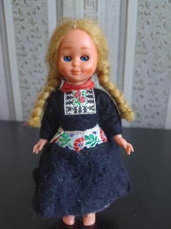 Кукла винтажная Голландия