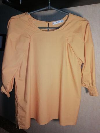 Блузка, кофточка размер L, но маломерка,на объём 96см
