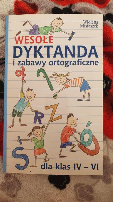 Wesołe dyktanda i zabawy ortograficzne dla dzieci