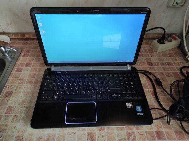Ноутбук HP dv6-6c05er