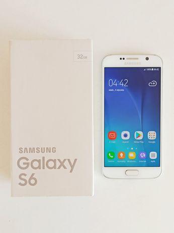 Samsung Galaxy S6 32GB white SM-G920F