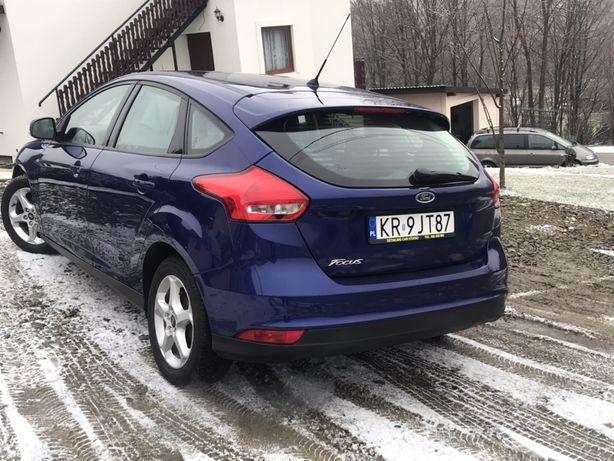 Ford Fokus 1,6 tdci 2015 rok