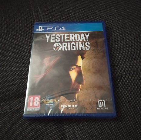 Yesterday Origins PL - PS4 nowa folia