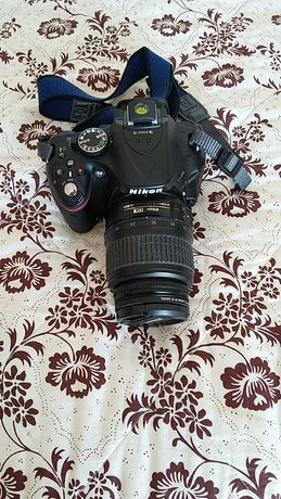 Máquina Nikon D5200