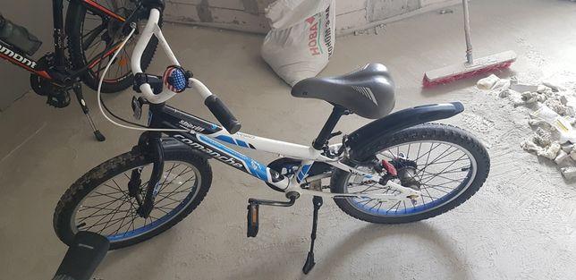 Велосипед команч детский