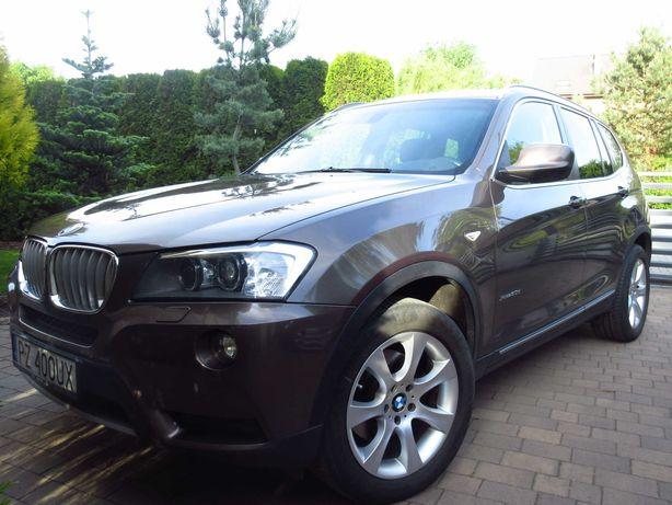 BMW X3 3L Salon Polska Bezwypadkowy. Możliwa zamiana.