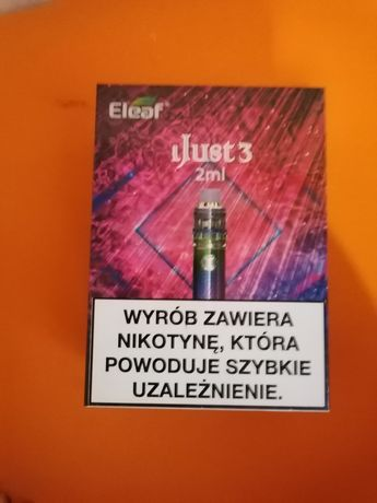 Pudełko do e papierosa  iJust 3