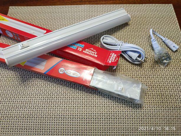 Лампы 2 штуки для мебели