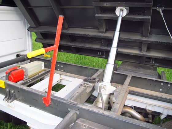 гидравлический автономный подьемник для кузова Scattolini Scattomax