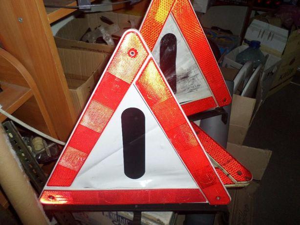 Продам аварийный знак немецкий новый