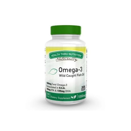 Omega 3 1000 mg 100 żelek HTN