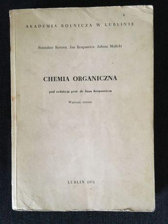 Korzeń, Krupowicz, Malicki - Chemia organiczna