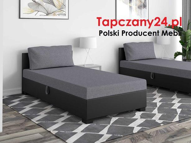 Tapczan Łóżko pojedyncze młodzieżowe hotelowe 80/90/100/110 PROMOCJA