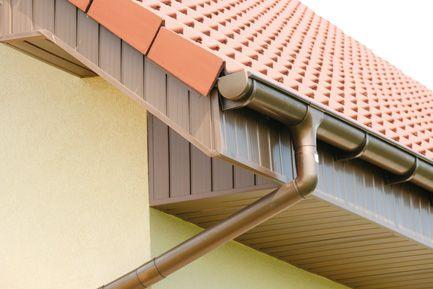 Usługi dekarskie podbitki, pokrycia dachowe