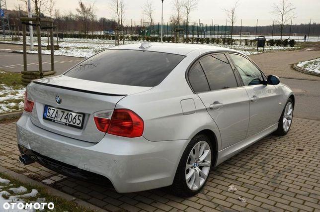 BMW Seria 3 BMW 330d 330xd 231KM oryginalny M PAKIET sedan duża NAVI Bixenon skóry