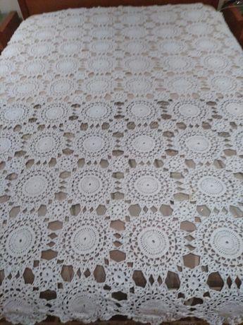 Toalha em Crochet  (220cm*150cm)