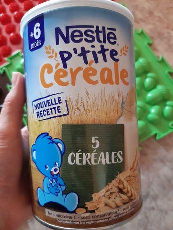 Добавки в кашу, Nestle, вкусовые добавки малышу