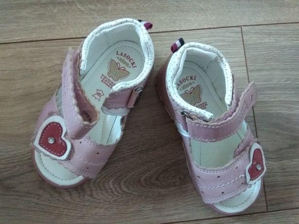 Sandałki Lasocki kids rozmiar 22