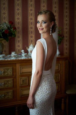 Suknia ślubna Andrea projektant Oksana Mukha roz. 36