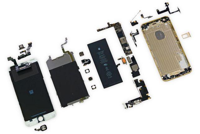 iPhone ремонт мікросхем короткого замикання після води ВАЙФАЙ МОДЕМ