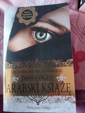 Arabski książę,  literatura kobieca