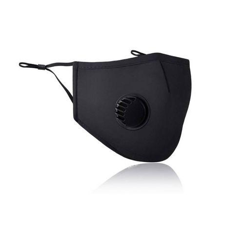 Maska wielorazowego użytku + 2 Filtry FFP2 KN95