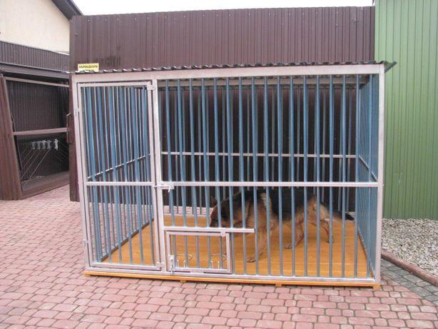 Kojec dla psa 3x2 z dachem !!