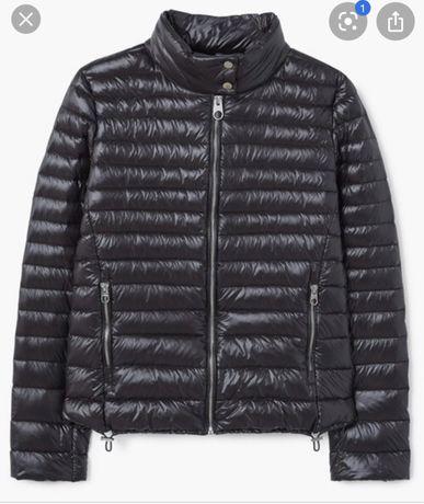 Okazja! Nowa kurtka pikowana MANGO 36 S puchowa zara