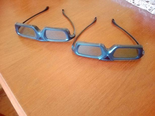 Sprzedam aktywne okulary 3D do Tv Sharp