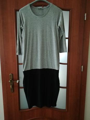 Sukienka CoolMama do karmienia S 36 GRATIS bluzki H&M Mama i Cool Mama