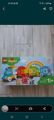 Klocki Lego DUPLO Pociąg NOWE