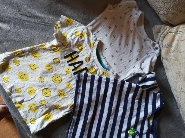 Ubrania dla chłopca 80-92