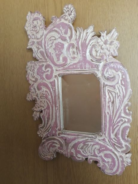 Espelho Moldura Antigo