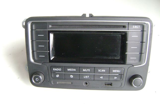 VW Golf V VI radioodtwarzacz CD
