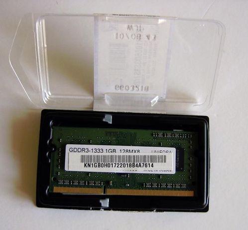Memória Ram para Portátil 1GB