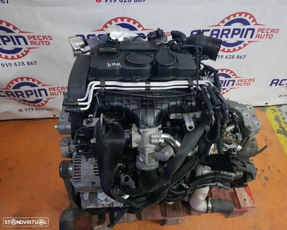 Motor VW Passat / Seat Leon 2.0 Tdi 170cv Ref. BMR