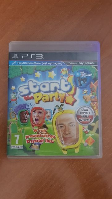 Start The Party! PS3