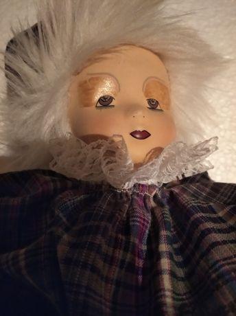 Кукла фарфоровая Kein Spielzeug. Германия. 35см.