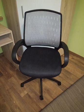Nowe krzesło obrotowe biurowe Lorento stalowe
