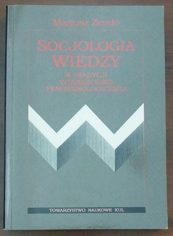 Socjologia wiedzy w tradycji ... M.Zemło