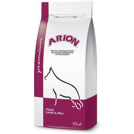 Arion Premium Lamb&Rice karma dla psa sucha z jagnięciną, 10kg