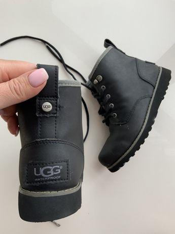 Зимние ботинки дутики сапоги оригинал ugg naturino zara h&m geox 33-36